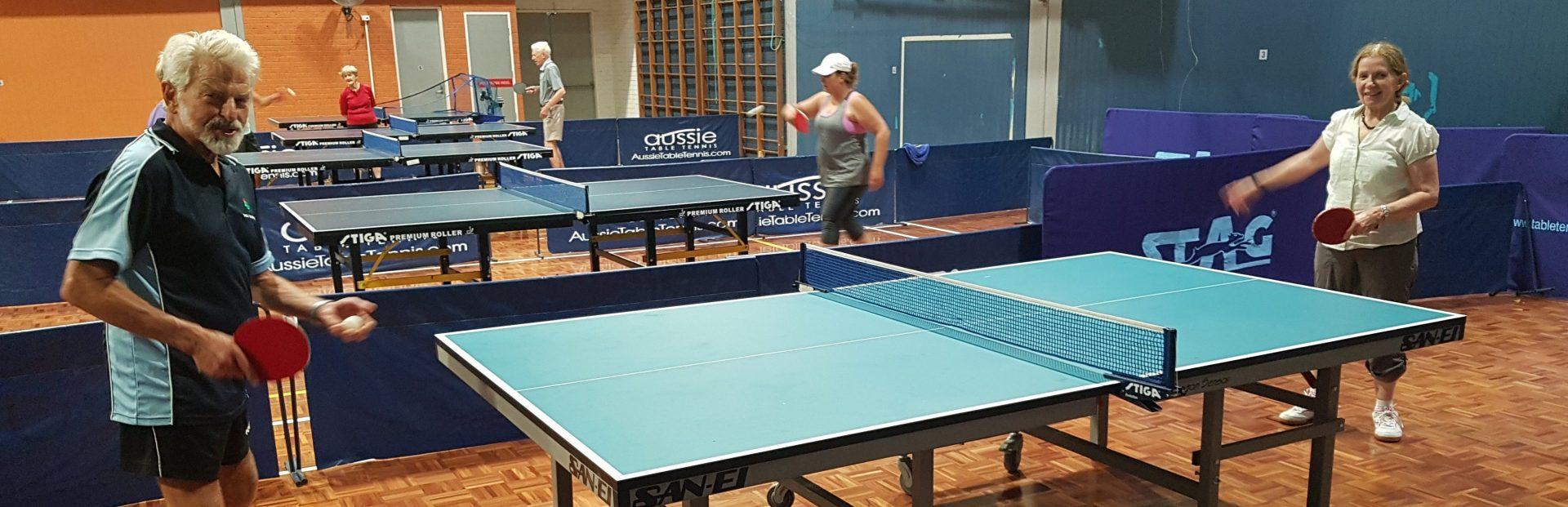 Illawarra District Table Tennis Association