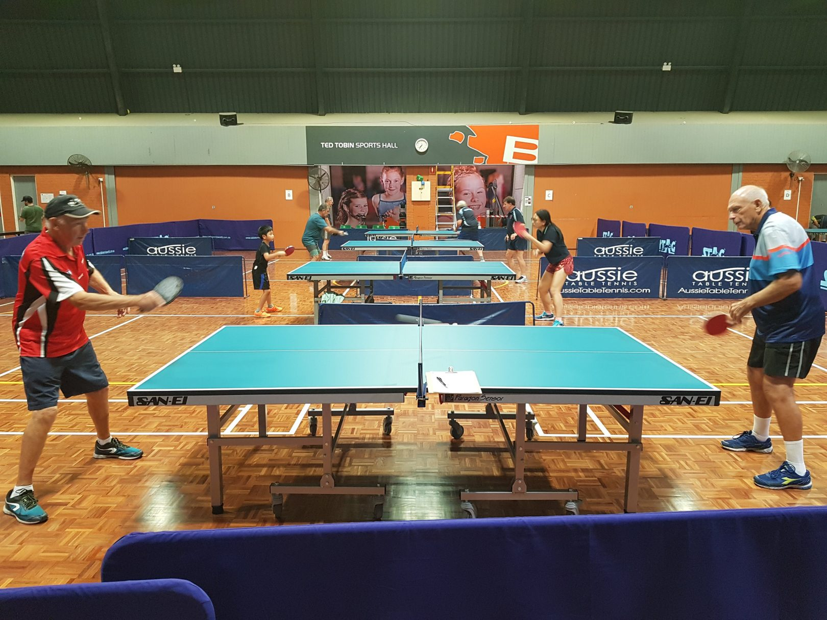 Illawarra District Table Tennis Association